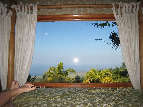 Aloha Guest House: Kohala Room - A Room With A View