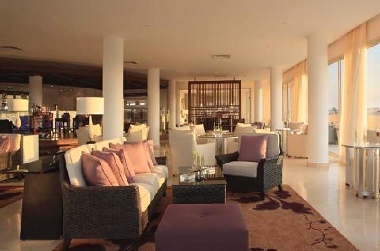 Steigenberger Makadi Hotel: Bogey Bar Lounge