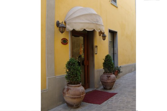 Читта-ди-Кастелло, Италия: ingresso