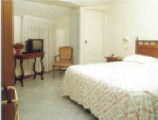 Albergo Ristorante Umbria di Pinzaglia Pietro: camera