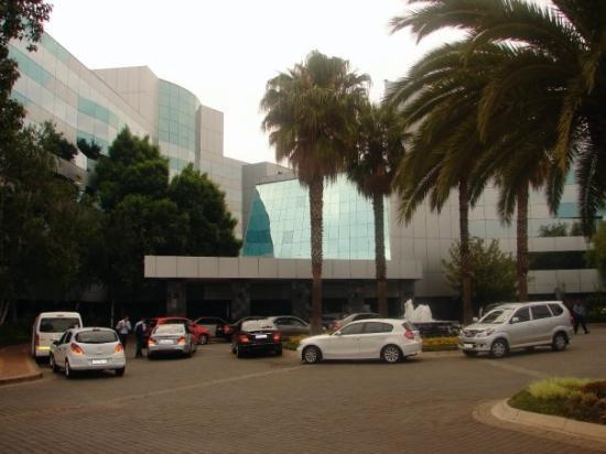 Southern Sun O.R Tambo International Hotel: Southern Sun Hotel