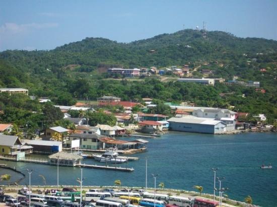 Isla Roatan Honduras Picture Of Roatan Bay Islands
