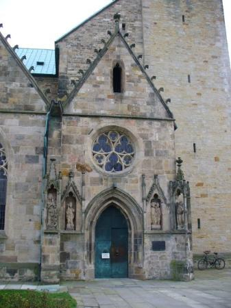 ... dating from 1529 once considered the most beau - Picture of Hildesheim