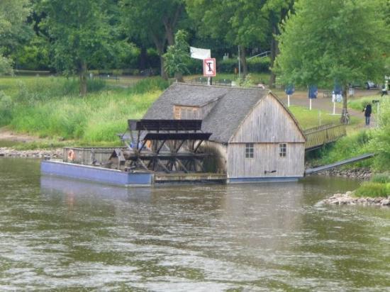 Minden, Germany: Schiffmühle