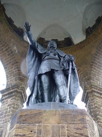 Minden, Almanya: Kaiser Wilhelm II