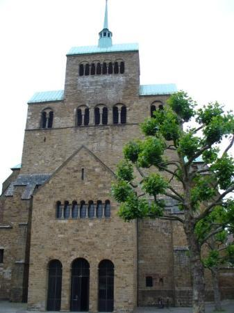 Minden, Duitsland: The 1,000 year old cathedral