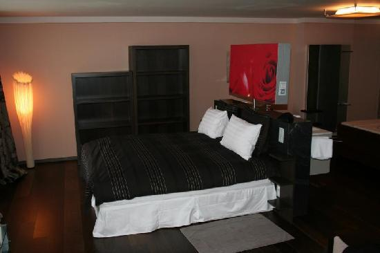 Marietta Hotel: Das Zimmer