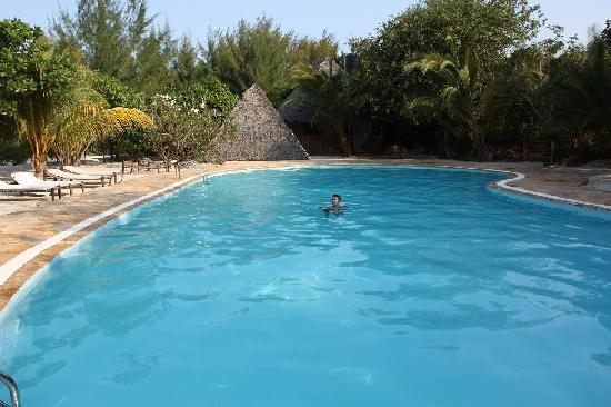 Hakuna Majiwe Beach Lodge: Pool
