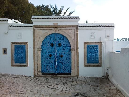 Palais Dar Nejma Ezzahra : sidi 3