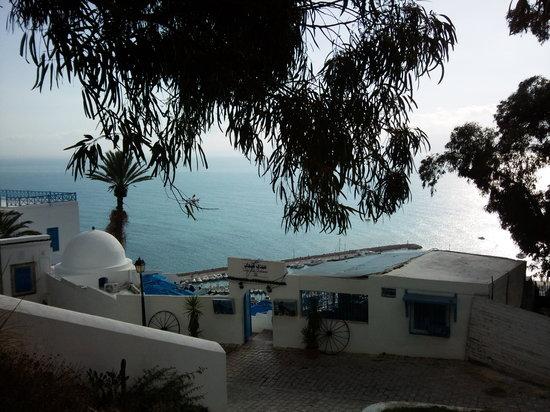 Palace Dar Ennejma Ezzahra