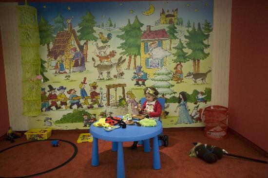 Kids room, Pirin Park Hotel