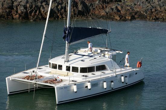 Santorini Sailing Center: Carpe diem