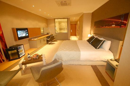 Klas Hotel: Executive room