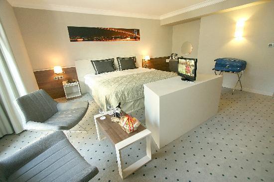 Klas Hotel: deluxe room