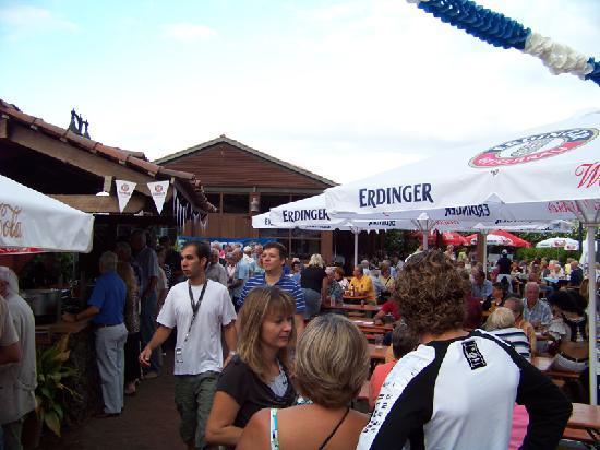Restaurante los Faroles : Hier bei Maria Drexler Oktoberfest