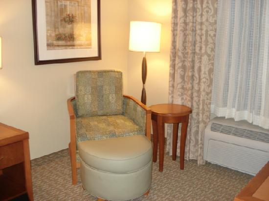 Hilton Garden Inn Atlanta West/Lithia Springs: Seating Area