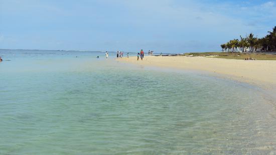 Asso Villa: Spiaggia Belle Mare