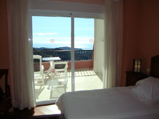 Ecohotel Puerto de Ojen: vistas