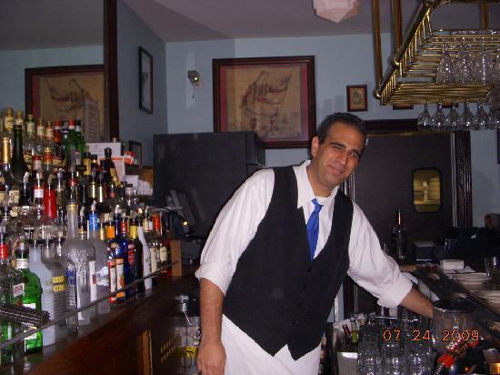 The Great Greek Restaurant and Taverna: Theodore
