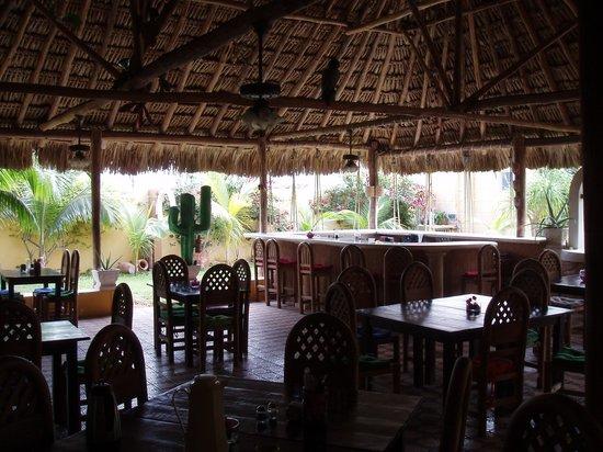 Hotel Quinta Progreso: The Bar and Restaurant