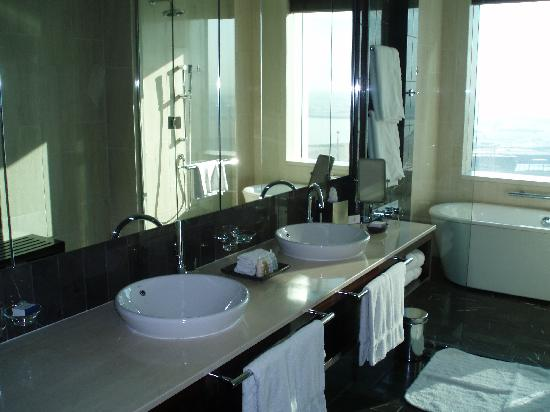 InterContinental Dubai Festival City : salle de bain
