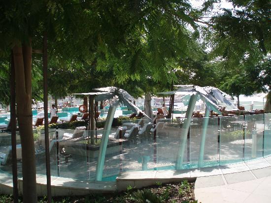 InterContinental Dubai Festival City : piscine