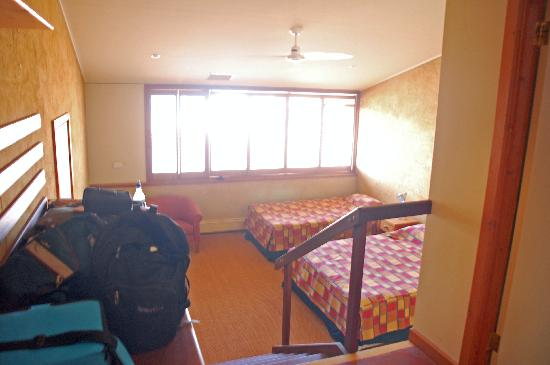 Parachilna, ออสเตรเลีย: Prarie Hotel Room