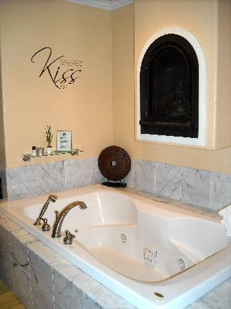 Inn and Spa at Parkside: The 'Kiss' room