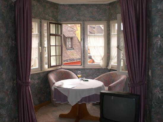 Gasthof zum Baren: Inside our room