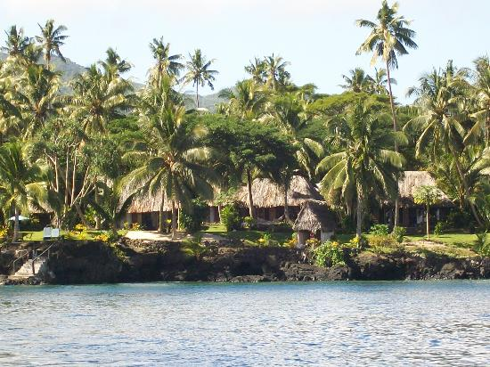 Paradise Taveuni: Paradise from the sea