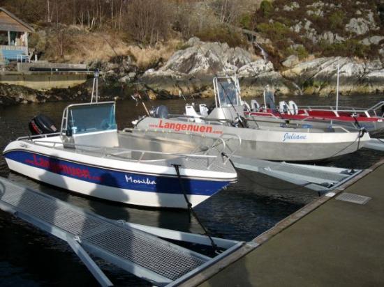 Stord Municipality, นอร์เวย์: Boote von Langenuen    Super !!!