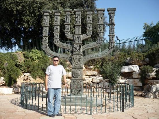 Knesset (Parliament) : 猶太教 -- 金燭台