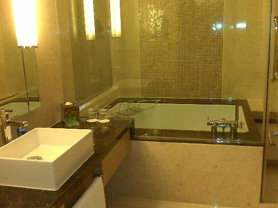 Crowne Plaza Shanghai: Bath