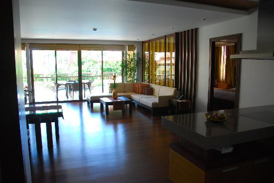 Moevenpick Resort Bangtao Beach Phuket : Living Room