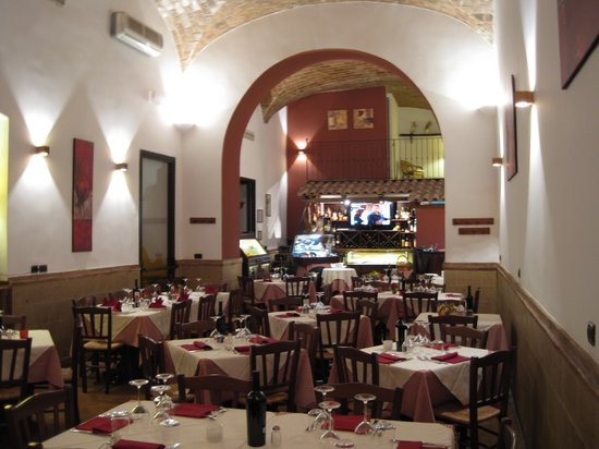 Antica Cantina di Sica : Sala Interna