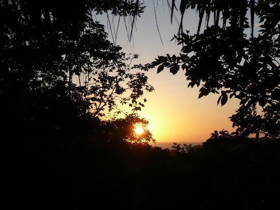 Las Mananitas: vue de la Mananitas