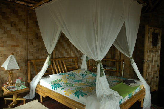 Mimpi Indah Resort: Cabin interior