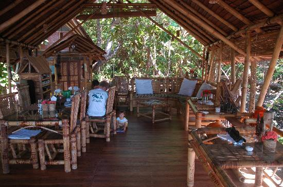 Mimpi Indah Resort: Common area