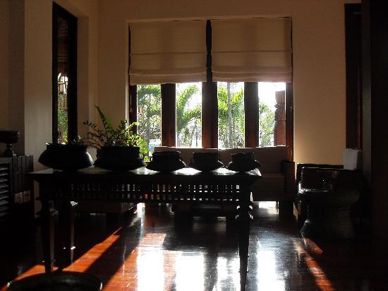 Green Park Boutique Hotel: lobby