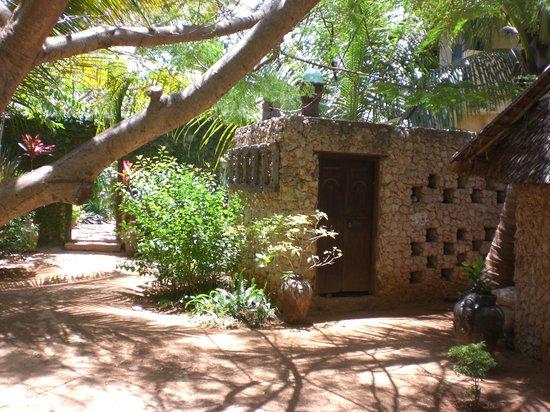 Grounds of Fatuma's Tower