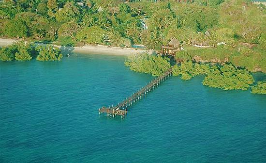 Protea Hotel by Marriott Zanzibar Mbweni Ruins: Mbweni_Ruins_Hotel_Aerial