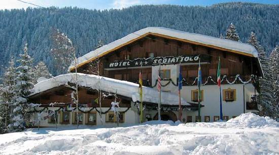 Hotel Scoiattolo: D'inverno...