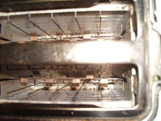 Villa Simona: Toaster