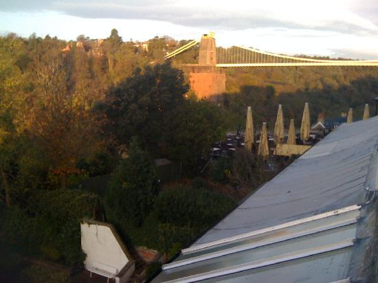 9 Princes Buildings: View from Top Floor Double Room of 9PB