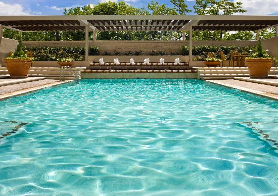 St Regis Houston Swimming Pool Picture Of The