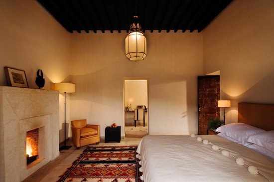 Kasbah Bab Ourika : Bedroom Suite