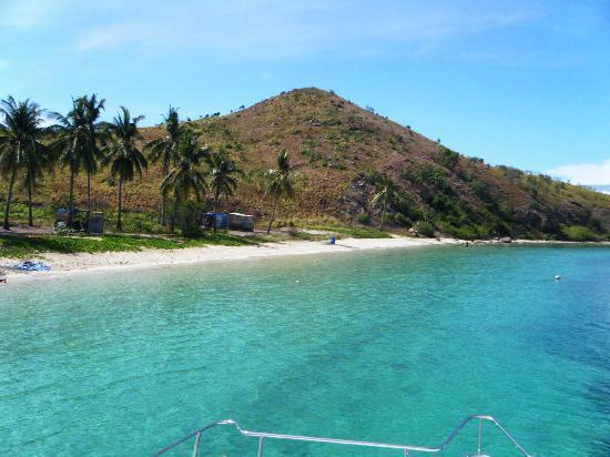 Whittaker Apartments: local island - just off Ela Beach & very pretty