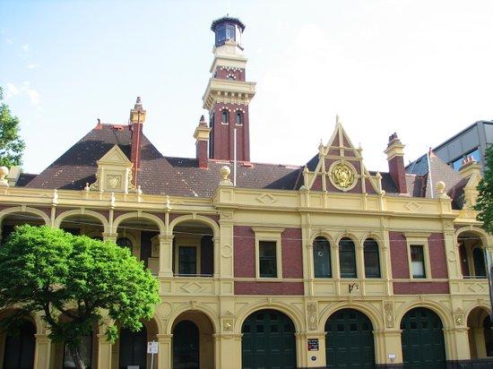维多利亚消防博物馆