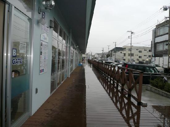 Numazu, Japan: 駐車場あり