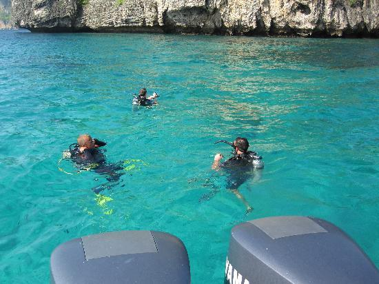 Dive & Relax: Koh Haa